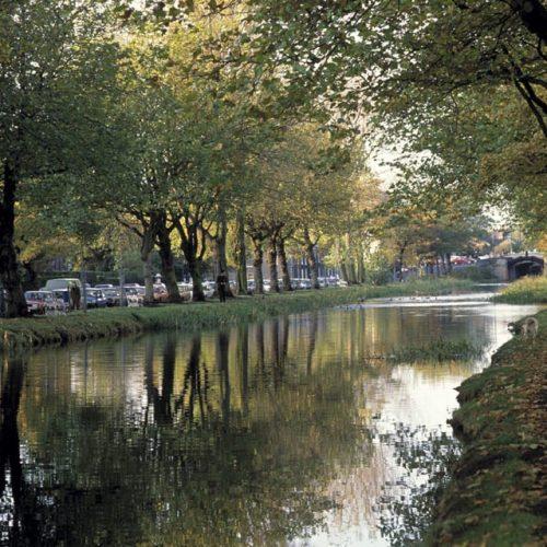 Dublin City-Grand Canal