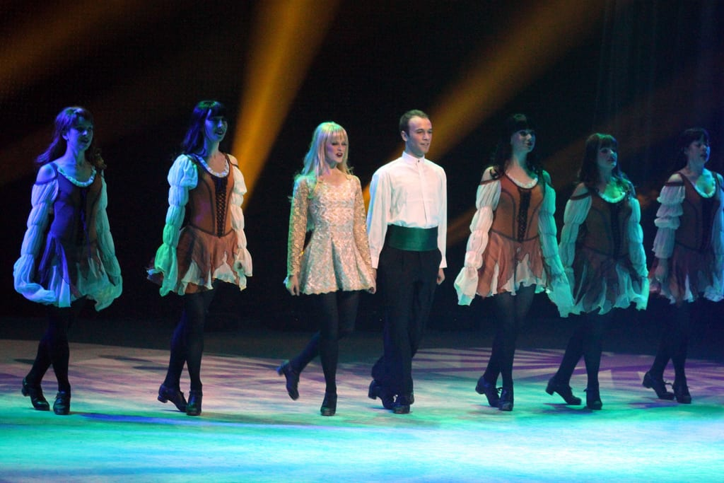 Riverdance - Dublin - By Prayitno