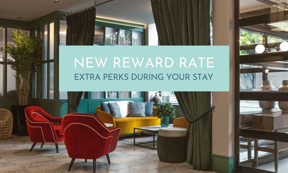 New Reward Rate The Green Hotel Dublin
