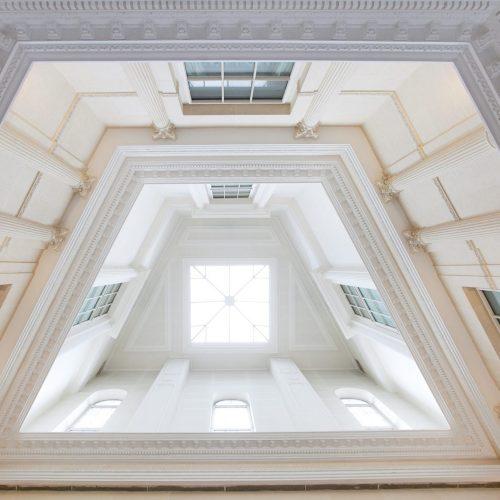 Inside- Lobby Tower The Davenport Dublin