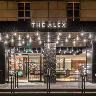 The Alex Hotel Dublin