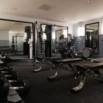 Gym at The Green Hotel Dublin