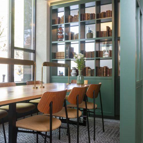The Green Hotel Dublin Hotdesk