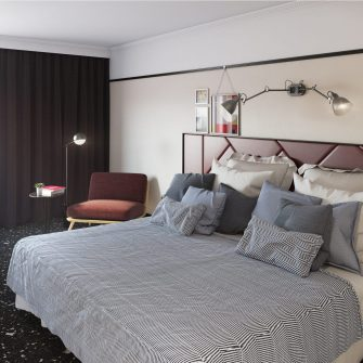 The Mont Executive Bedroom