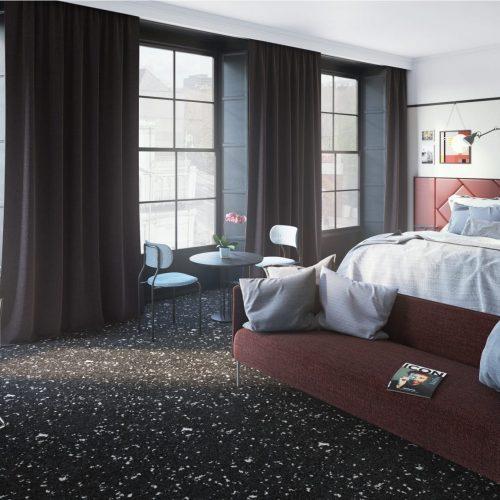 The Mont Suite Bedroom