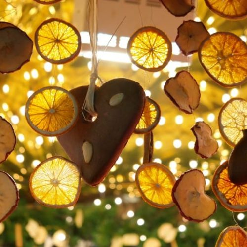Dublin City Christmas Markets Lemons