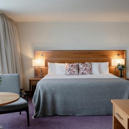 The Green Hotel Dublin Executive Bedroom