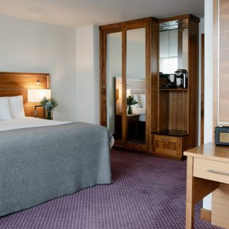 The Green Hotel Dublin Executive Bedroom