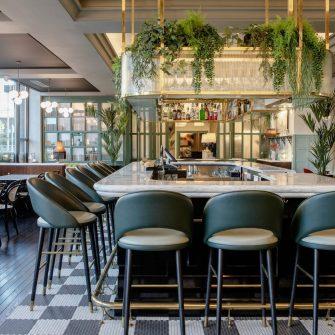 The Green Hotel Dublin Restaurant