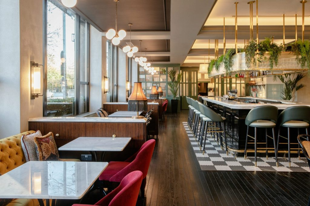 The Green Hotel Dublin Dining
