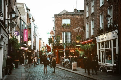 Dublin events this Spring 2019