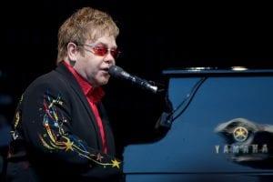 Elton John Dublin