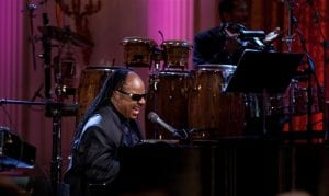 Stevie Wonder Dublin