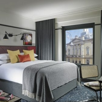 The Mont - Standard Bedroom